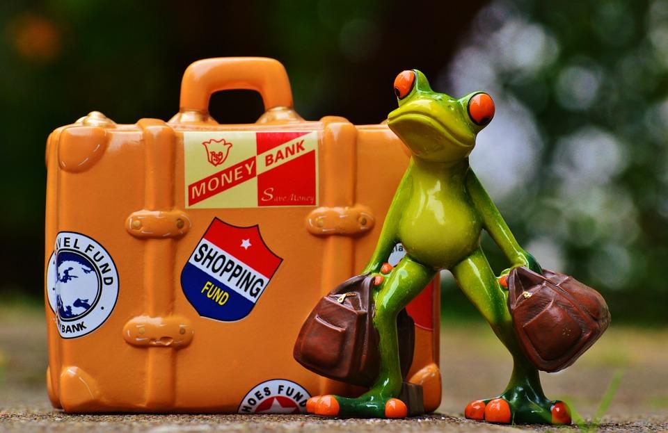 Weisst du was in deinem Koffer steckt